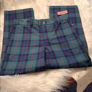 NWT Vineyard Vines Boy's Breaker Pants Size 14